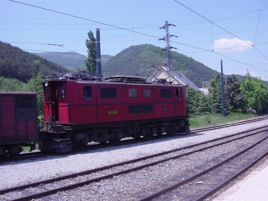 T9 b-b Electric at La Mure