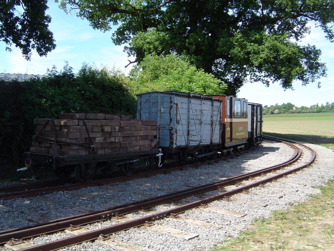 P Way train