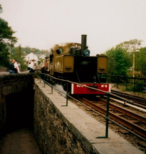 Alco and Minffordd