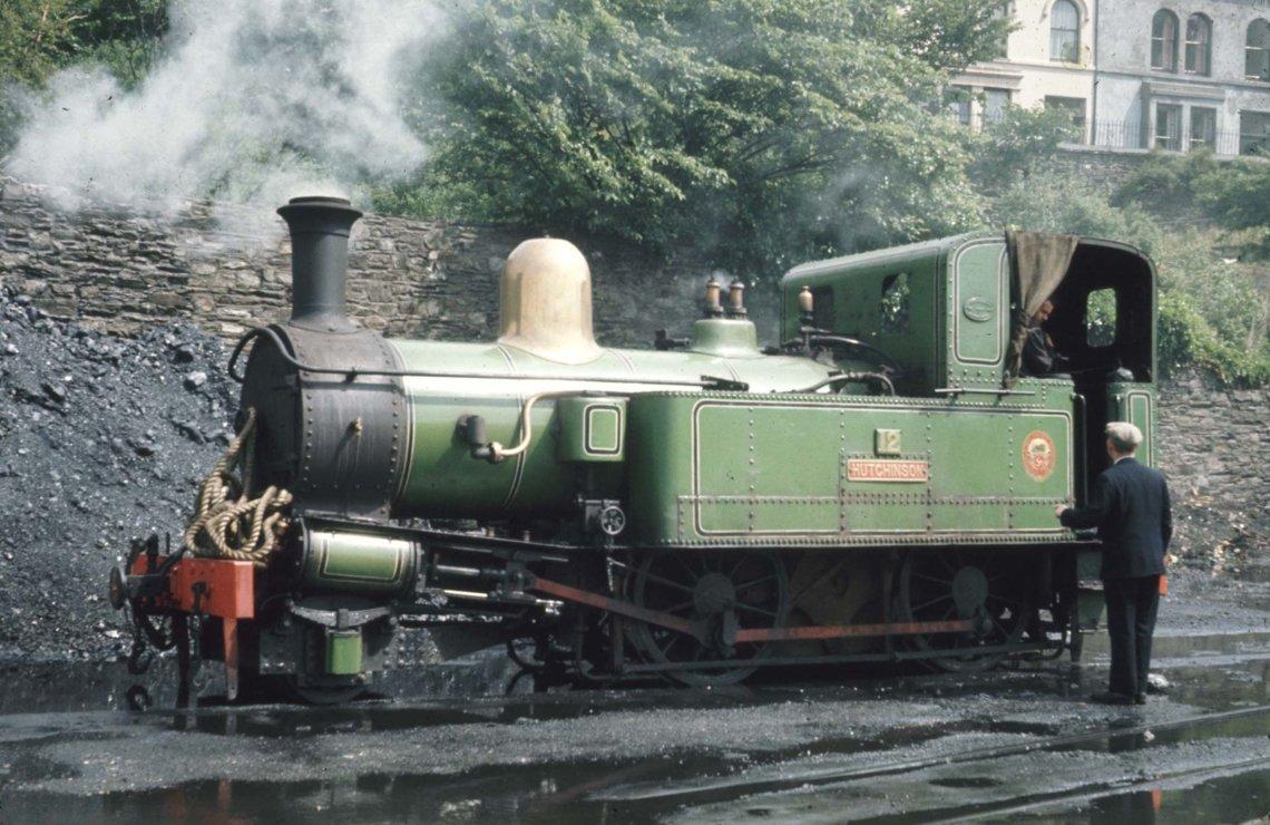 No. 12 Hutchinson