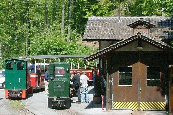"""""""Eiswoog"""" Station"""