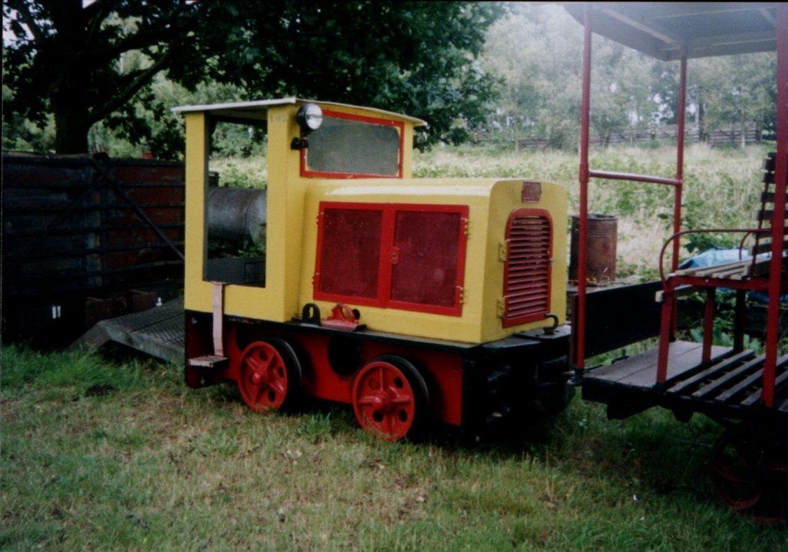 DIEMA diesel loco