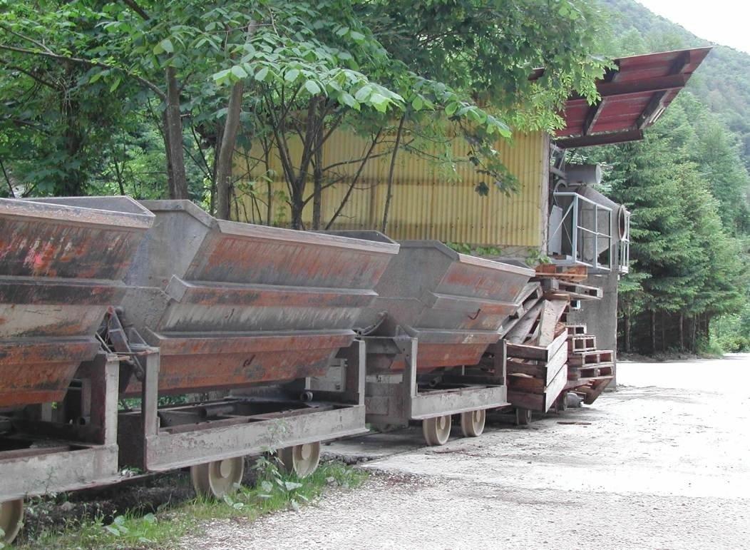 Homemade rolling stock