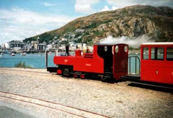 Russell waits at Penrhyn