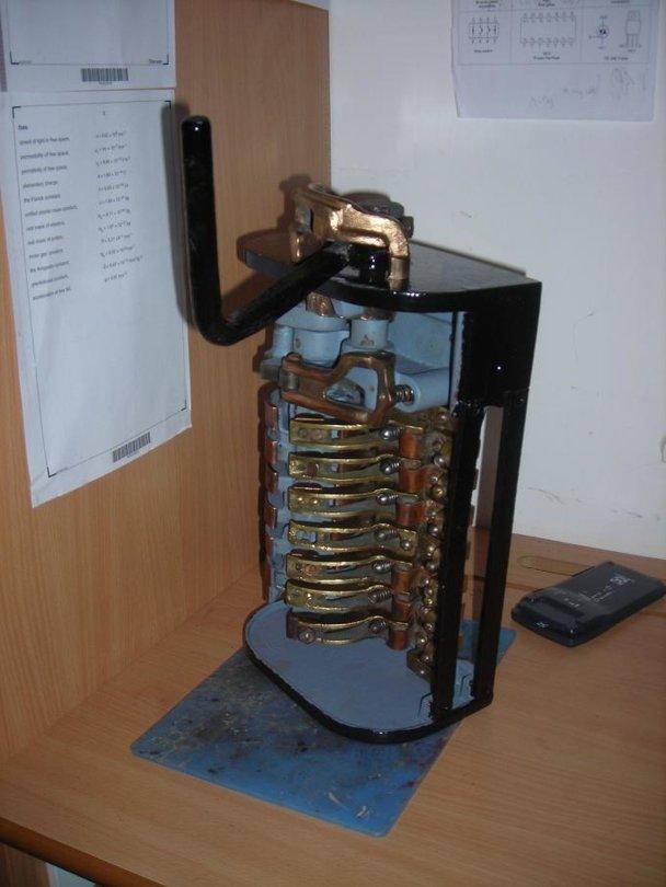 BEV controller