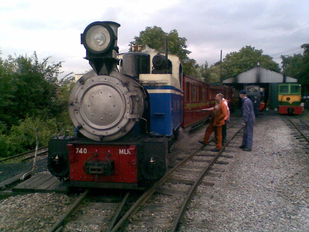 MLR 740 at LBR 2007
