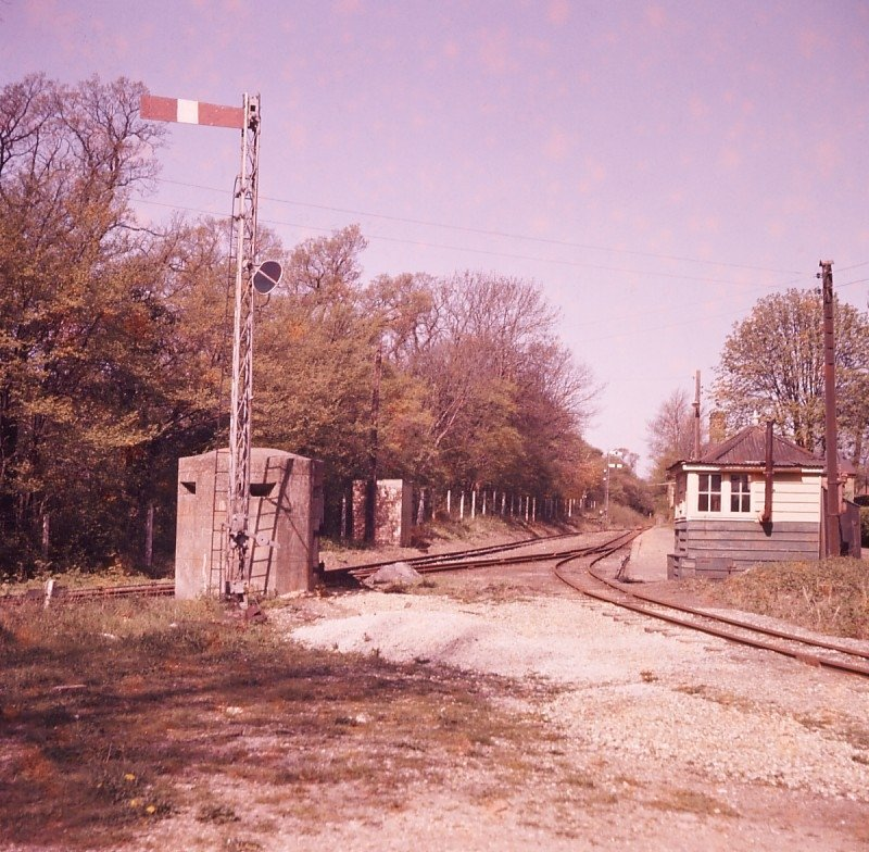 A military railway