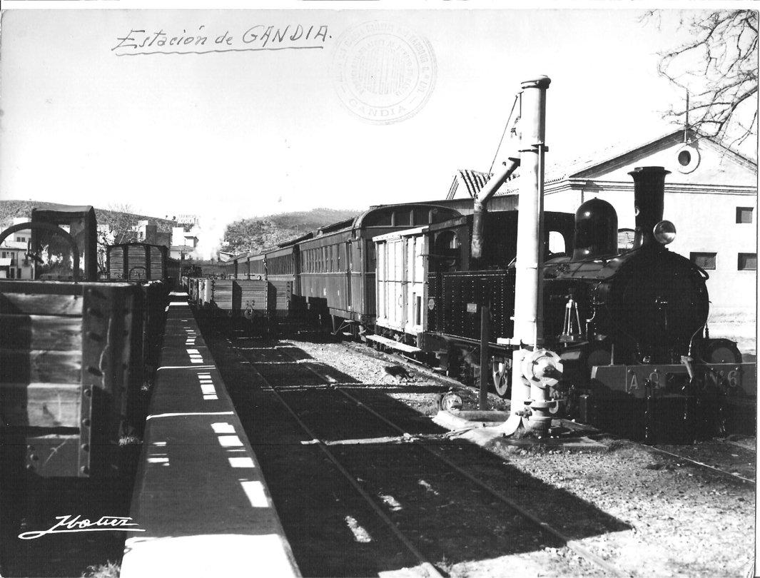 Estacion de Gandia