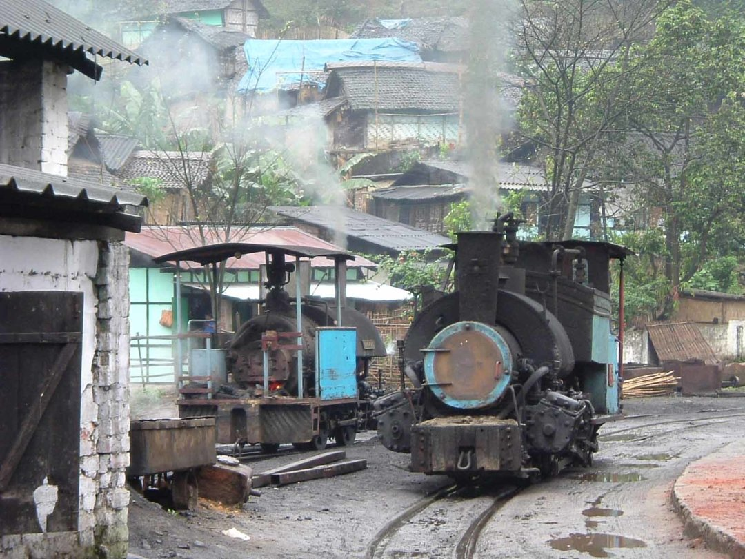 Tipong Colliery