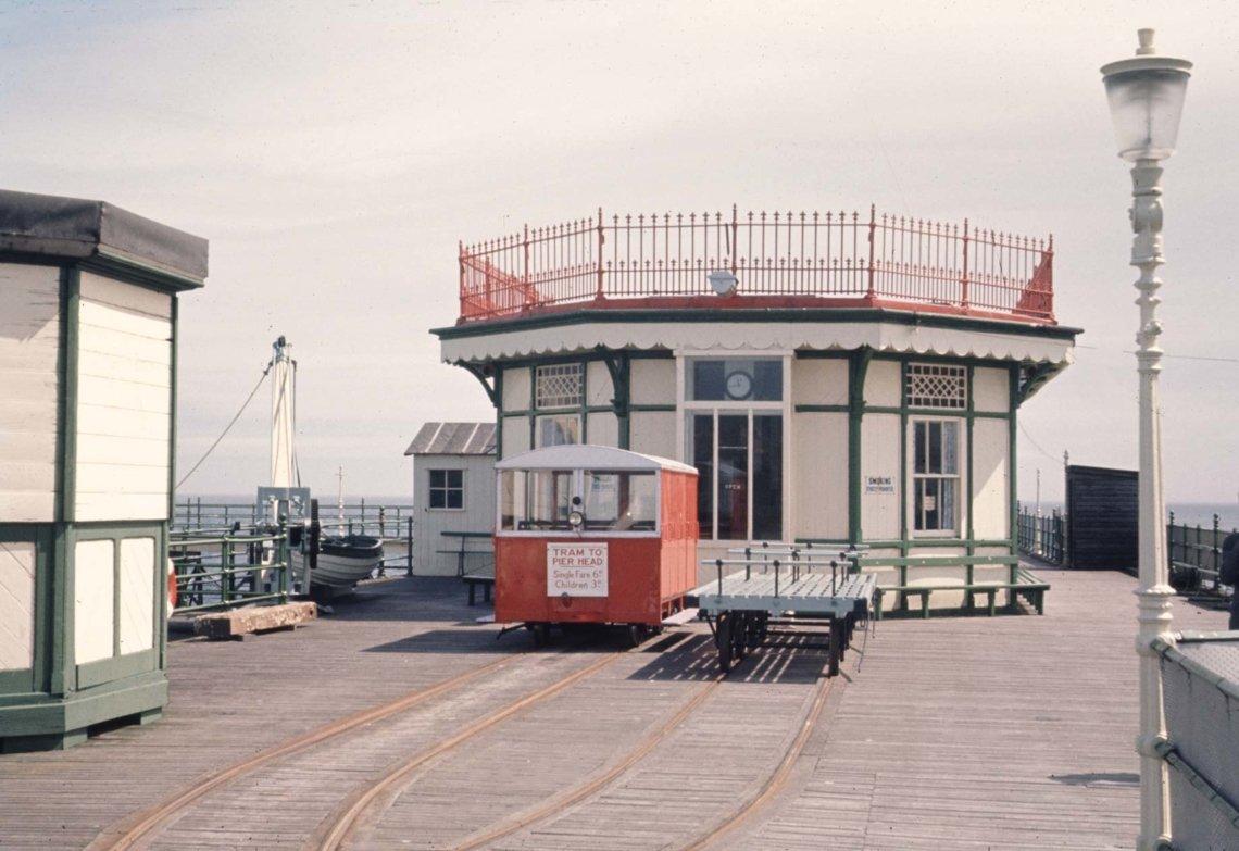 Ramsey pier head