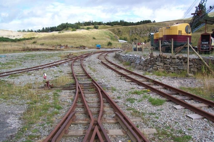 Threlkeld trackwork