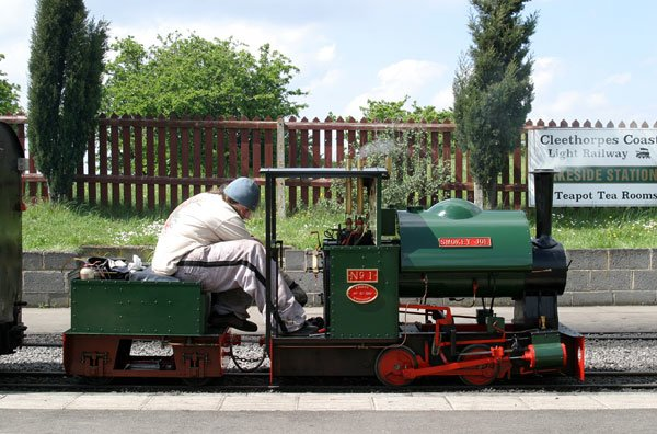 No.1 'Smokey Joe' Kingsway Station