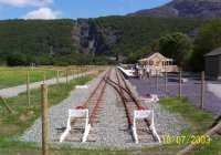 Llanberis new station