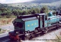 Garratt Locomotive