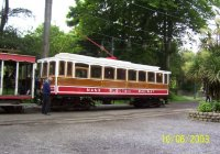 Car 20 at Laxey