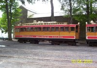 Car 2 at Laxey