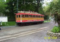 Car 1 at Laxey
