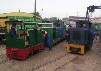 Industrial trains display 9/9/07