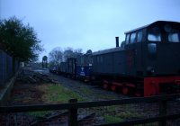 Hercules and the GWR P-Way set