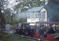 Rudyard Lake Steam Railway Signal Box