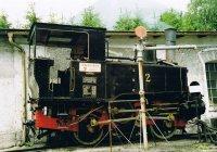 Achenseebahn, Steam Engine Nr. 2