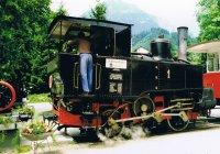 Achenseebahn, Steam Engine Nr. 1