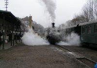 Grünburg Station