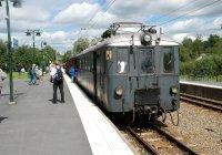 Railcar 37 at Lindholmen