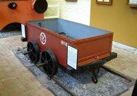Nantlle slate wagon