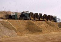 Unidentified sand quarry near Leighton Buzzard