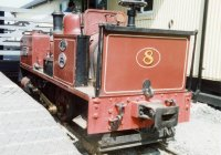 Dougall in old livery