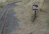 fairbourne railway speed sign
