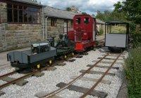 Castleton light railway
