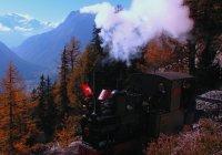 Steam at Emosson