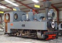 Feldbahn 0-8-0T