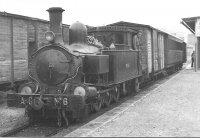4.15 train to Alcoy