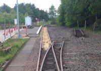 Adding a siding at the main station.