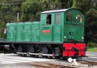 Mount Lyell Diesel D2