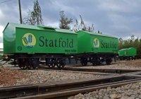 Statfold Seed Oil wagons