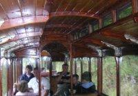 P&H replica carriage
