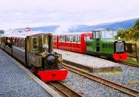 Mull Rail train at Torosay
