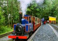 Mull Rail at Torosay