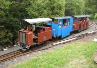 Train passing workshop