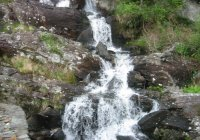 Falls just out of Tanygrisiau