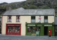 Original Victorian shops