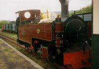 Russell at Porthmadoc
