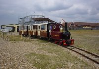 The East Hayling Light Railway is now open!