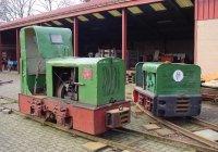 Jung EL110 & Spoorijzer RT8