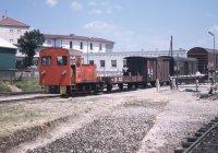 Track alterations at Gmund