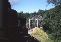Bridge over the Steyr